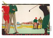 North Berwick, A London And North Eastern Railway Vintage Advertising Poster Carry-all Pouch