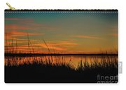 North Bridge Park Sunset Carry-all Pouch