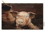 North Carolina Grown Carry-all Pouch by Diane Kraudelt