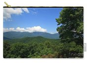 North Carolina Mountains In The Summer Carry-all Pouch