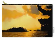 North Channel Sunset Carry-all Pouch