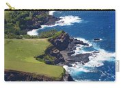 North Coast Of Maui Carry-all Pouch