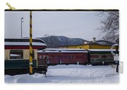 North Conway Nh Scenic Railroad Carry-all Pouch
