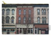 North Country Main Street Of Gouverneur, New York Carry-all Pouch