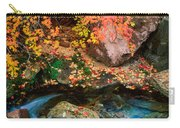 North Creek Fall Foliage Carry-all Pouch