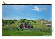 North Dakota Barn Carry-all Pouch