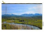 North Fork Flathead River Carry-all Pouch
