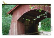 North Fork Yachats Bridge 2 Carry-all Pouch