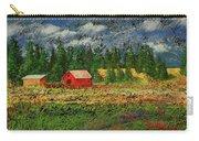 North Idaho Farm Carry-all Pouch