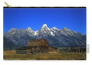 North Moulton Barn Grand Tetons Carry-all Pouch