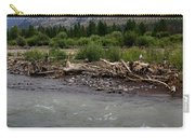 North Of Dubois Wy Carry-all Pouch