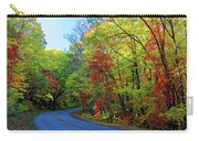 North Of The Folk Art Center In Fall Carry-all Pouch