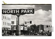 North Park San Diego Carry-all Pouch