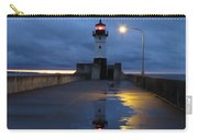 North Pier Reflections Carry-all Pouch