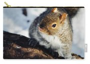 North Pond Squirrel Carry-all Pouch