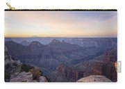 North Rim Sunrise 2 - Grand Canyon National Park - Arizona Carry-all Pouch