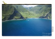 North Shore Cliff Coast Line Carry-all Pouch
