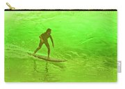 North Shore Green Carry-all Pouch
