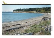 North Shore Of Penn Cove Carry-all Pouch