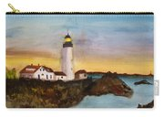 North Truro Light House Cape Cod Carry-all Pouch