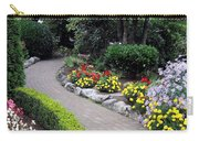 North Vancouver Garden Carry-all Pouch by Will Borden