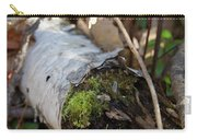 North Woods Mossy Birch Carry-all Pouch
