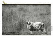 North Yorkshire Moors Sheep Carry-all Pouch