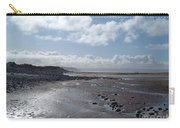 Northam Burrows Beach Carry-all Pouch