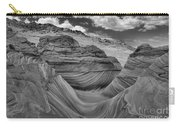 Northern Arizona Desert Swirls Carry-all Pouch
