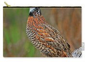 Northern Bobwhite Carry-all Pouch
