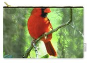 Northern Cardinal Proud Bird Carry-all Pouch