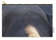 Northern Elephant Seal Carry-all Pouch