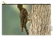 Northern Flicker Halo Carry-all Pouch