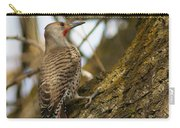 Northern Flicker Woodpecker 1 Carry-all Pouch