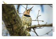 Northern Flicker - Woodpecker Carry-all Pouch