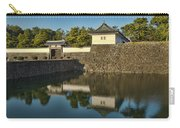 Northern Gate Of Edo Castle Carry-all Pouch