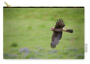 Northern Harrier Fly By Carry-all Pouch