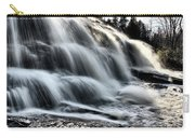 Northern Michigan Up Waterfalls Bond Falls Carry-all Pouch