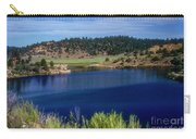Northern New Mexico Lake Carry-all Pouch