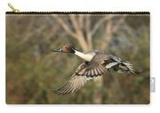 Northern Pintail Tree Carry-all Pouch