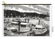 Gig Harbor Yacht Moorage Carry-all Pouch