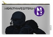 Northwestern Football Carry-all Pouch