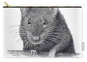 Norway Rat Carry-all Pouch