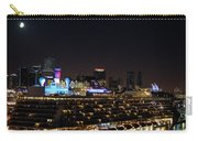 Norwegian Cruise Ship And Lunar Eclipse Carry-all Pouch