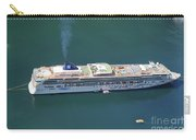 Norwegian Star In Geiranger Norway Carry-all Pouch