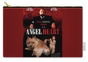 Norwich Terrier Art Canvas Print - Angel Heart Movie Poster Carry-all Pouch