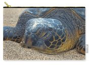 Nose In The Sand Carry-all Pouch