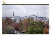 Nostalgia Of The Autumn In Istanbul Carry-all Pouch