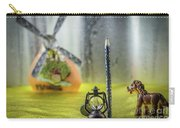Not For Your Quirks Friend Stands Nearby Carry-all Pouch