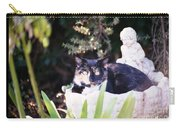 Not Just For The Birds Carry-all Pouch by Cynthia Marcopulos